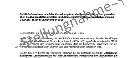 Rolle der Abfallverbrennung für Kreislaufwirtschaft und Umweltschutz in Deutschland